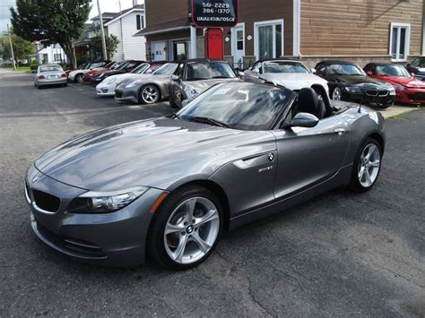 security system 2012 bmw z4 electronic throttle control 2011 bmw z4 dark grey rwd used auto 16331 km buy for 37700 price in quebec quebec canada