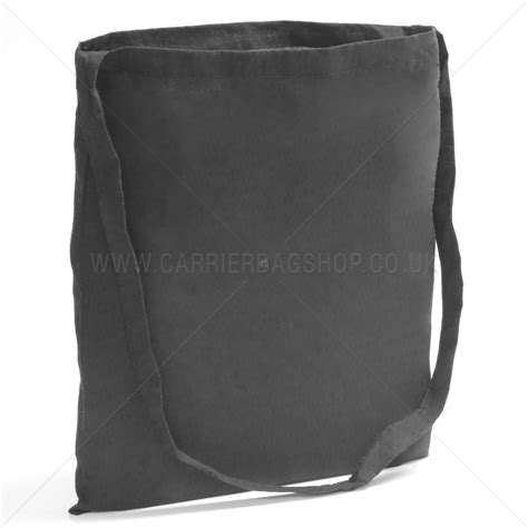 Sling Bag Tote Bag Venus black coloured cotton sling tote bag from carrier bag shop supplier of cotton bags and canvas bags