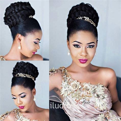 kinky wedding styles 11 best african bridal hairstyles images on pinterest