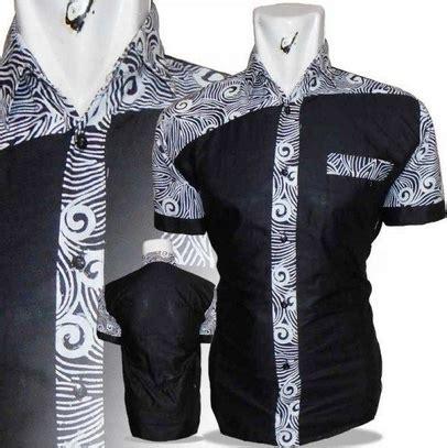 desain baju batik remaja pria 15 contoh model baju batik pria modern 2018 desain terbaik