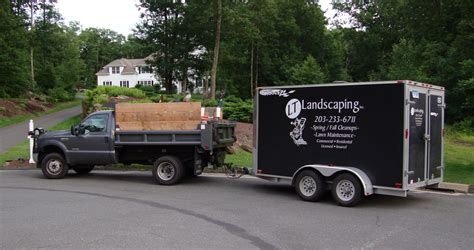 lt landscaping inc