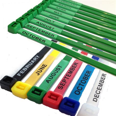 Sale Cable Ties Label Colour cable ties reusable cable ties printed cable ties
