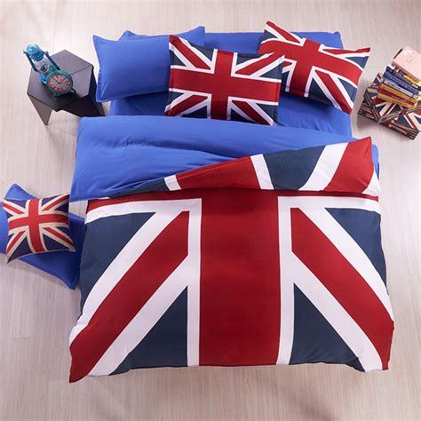 Online Get Cheap Union Jack Bedding Aliexpress Com Union Bed Set
