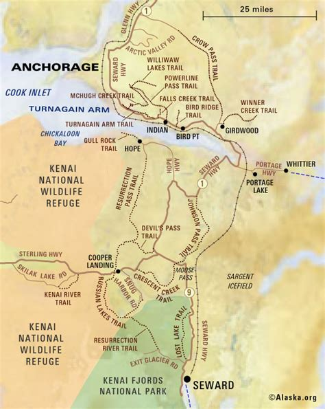 anchorage map anchorage trails map