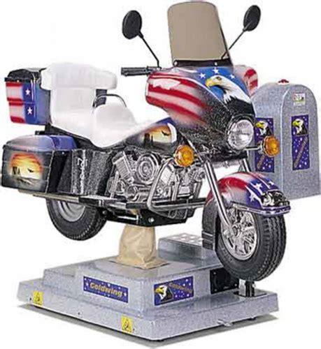 Motorrad Auf Ständer Stellen by Motorr 228 Der Kinderautomaten Ch