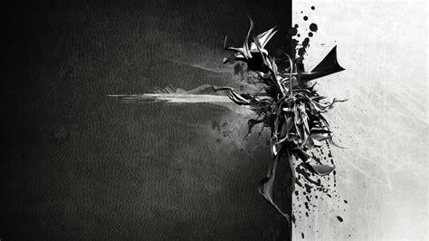 wallpaper gambar satu warna abstrak  kegelapan