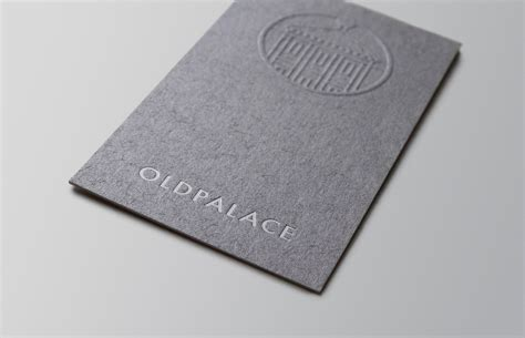 High End Business Cards
