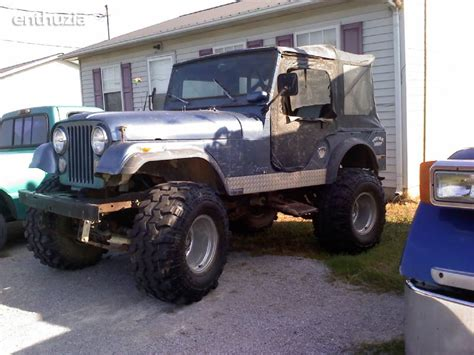 Customised Jeeps For Sale 1974 Jeep Cj For Sale Walling Tennessee