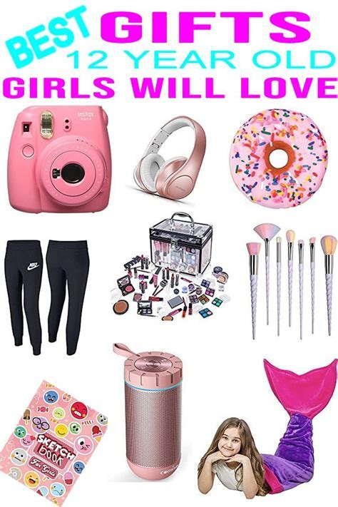 Best Gifts 12 Year Old Girls Will Love   Kids & Teens