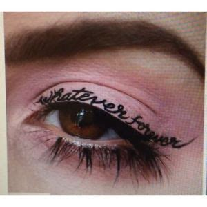 tattoo liner uk temporary tattoo eyeliner words black eye liner makeup