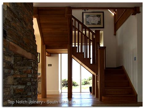 Quarter Turn Stairs Design Top Notch Joinery Staircase And Stair Quater Turn Plan