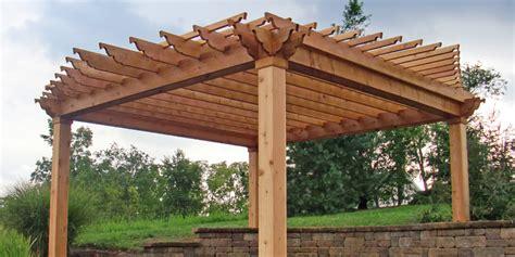 Wood Arbor Plans Quotes How To Build A Wood Pergola