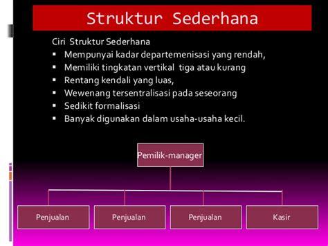 desain struktur organisasi birokrasi m14 desain struktur organisasi