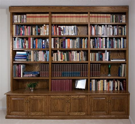 15 inspirations of traditional bookshelf designs