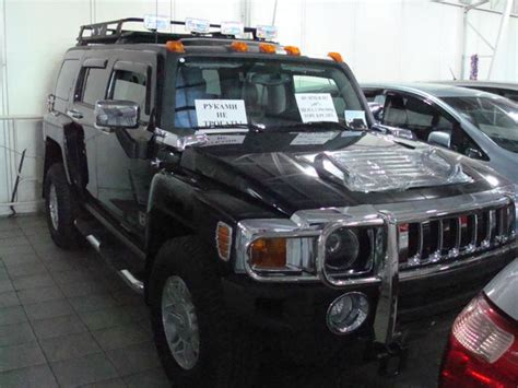 h3 hummers for sale 2007 hummer h3 for sale
