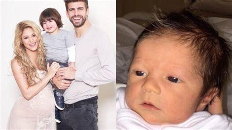 fotos de los hijos de sakira fotos recientes del hijo de shakira y pique wroc awski