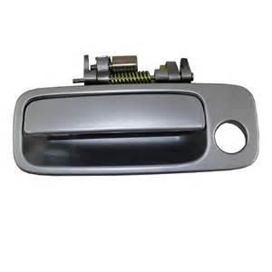 Door Handle For Toyota Camry Everydayautoparts 97 01 Toyota Camry Drivers Front