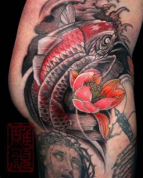 tattoo koi meaning 50 koi tattoo meaning and designs for men and women