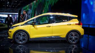 Opel Cars Motor Show Goes Electric Oct 1 2016