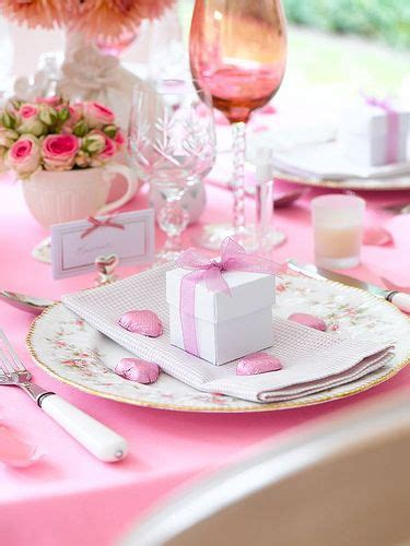 pink table settings best 25 pink table settings ideas on pink