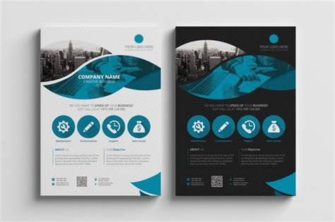 templates for promotional flyers 15 corporate flyer template psd indesign word format
