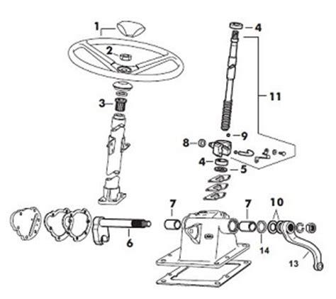 ford 5000 power steering diagram ford 5000 steering