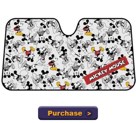 Disney Character Car Goods Collection Baby In Car Mickey Swing Message mickey mouse car sunshade html autos post