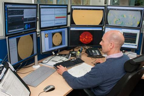 Office Space Traffic by Space Weather And Air Traffic Nats