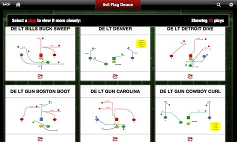 flag football playbook free download