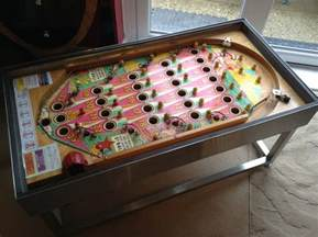 Pinball Machine Coffee Table Pinball Coffee Tables Selling Price Starting At Buy