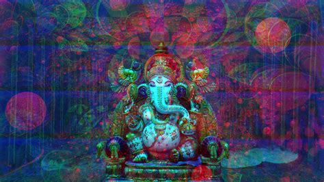 ganesh in the machine by vividpsychoeyevision on deviantart