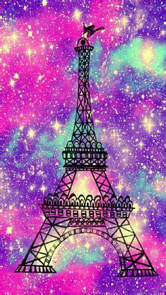 paris night sky galaxy wallpaper wallpaper lockscreens