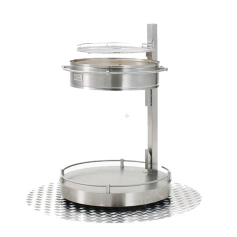 edelstahl grill und feuerstelle girse design columbus - Edelstahl Feuerstelle