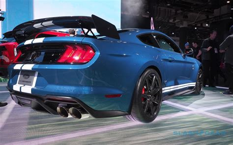 2020 Ford Mustang Cobra by 2020 Mustang Shelby Gt500 Look King Cobra Slashgear
