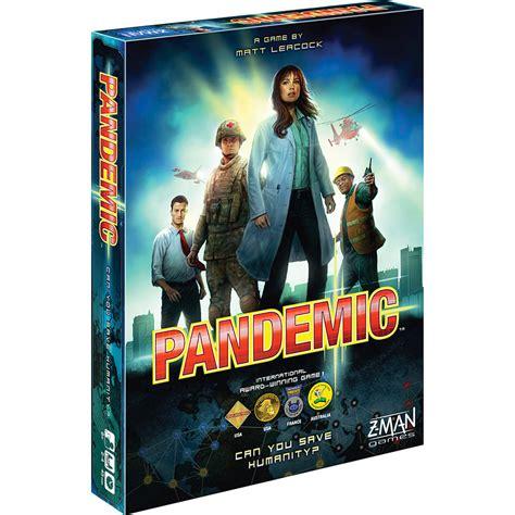 Braintopia Board pandemic board the