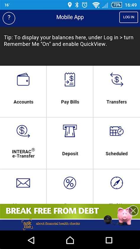 Compro Mobile Apps Advance advance savings mobile app android apps on play