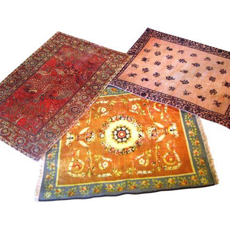 dollhouse rugs felt and silk velvet dollhouse miniature rugs peacocks from victoriasdollhouse on ruby