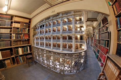 george library george peabody library matthew petroff