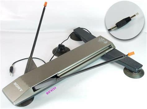 vintage sony car tv antenna vca 4 ebay