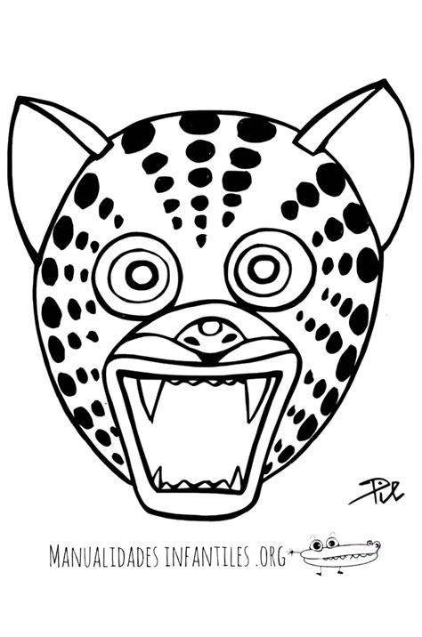 imagenes de jaguar para dibujar faciles me divierto y aprendo julio 2015