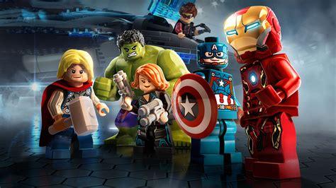 marvel avengers lego  superheroes wallpapers lego