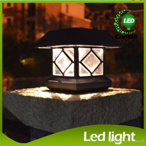 Solar Garden L Post Lights 2017 Led Solar Light Solar Post Llights Outdoor Solar