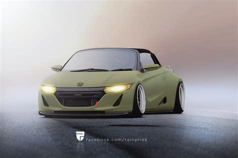 Cool Garage Designs honda s660