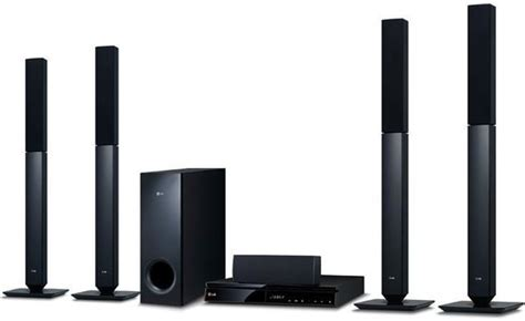 lg 5 1 channel smart 3d home theater system