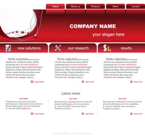 using templates for website using templates is a bad idea baltimore web design