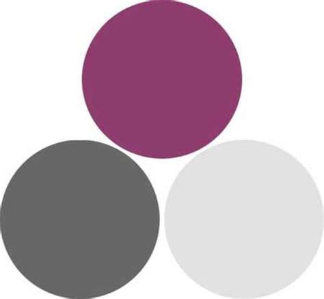 purple gray color purple gray color combination interior design decor 1