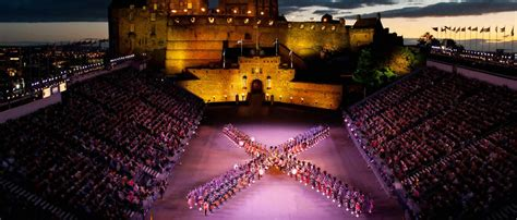 edinburgh tattoo amber package the edinburgh military tattoo programme