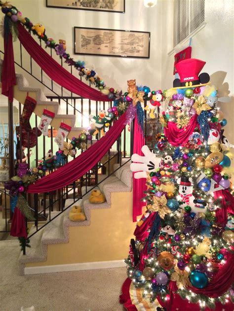 amazing disney christmas tree decorations ideas decoration love