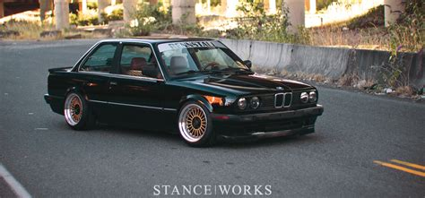 bmw e30 stanced e30 stance works