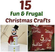 yes we craft on pinterest body glitter frugal christmas